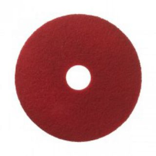 3M Superpad Premium Line 203 mm rot Polyester