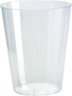 Duni Airline Glas 225ml 20x40 Stck