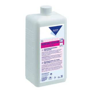 Kleen Purgatis Händedesinfektion Budesin Lotio HD 1000 ml