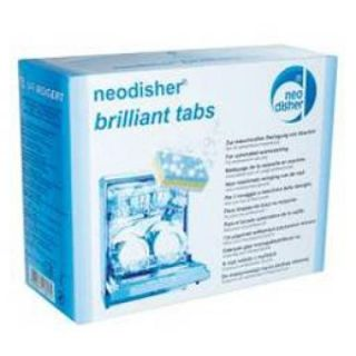 Dr. Weigert Geschirreiniger Tabs neodisher brilliant 1200 G