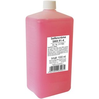 CLEAN and CLEVER Seifencreme ECO91-4 rose 6x1000 ml