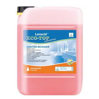 Stockmeier Sanitärreiniger Leracid Eco Top 10 L