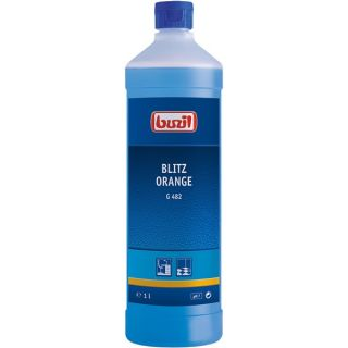 Buzil Alkoholreiniger G 482 Blitz Orange 1000 ml